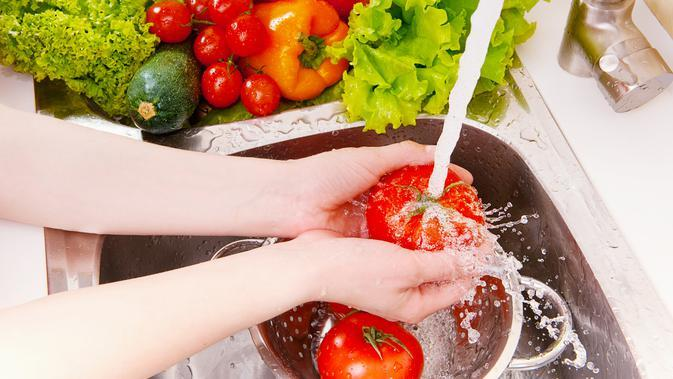 7 Tips Menjaga Kebersihan Makanan Saat Pandemi Corona Covid-19 Versi UNICEF