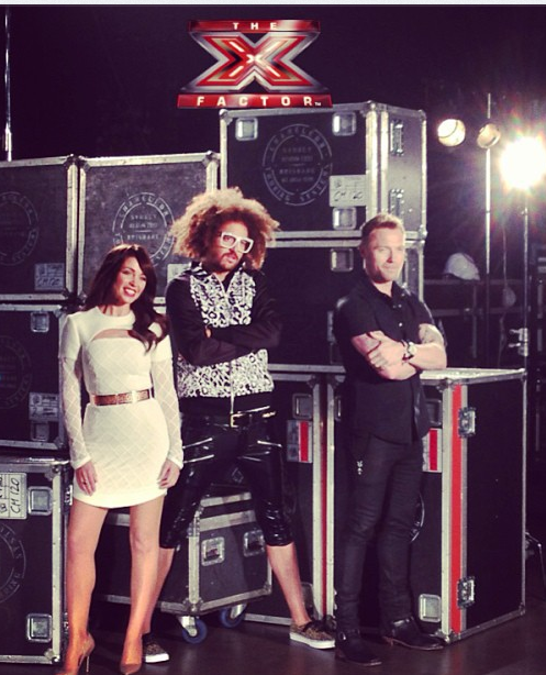 LMFAO's Redfoo (Yes, Redfoo) is the New 'X Factor Australia' Judge
