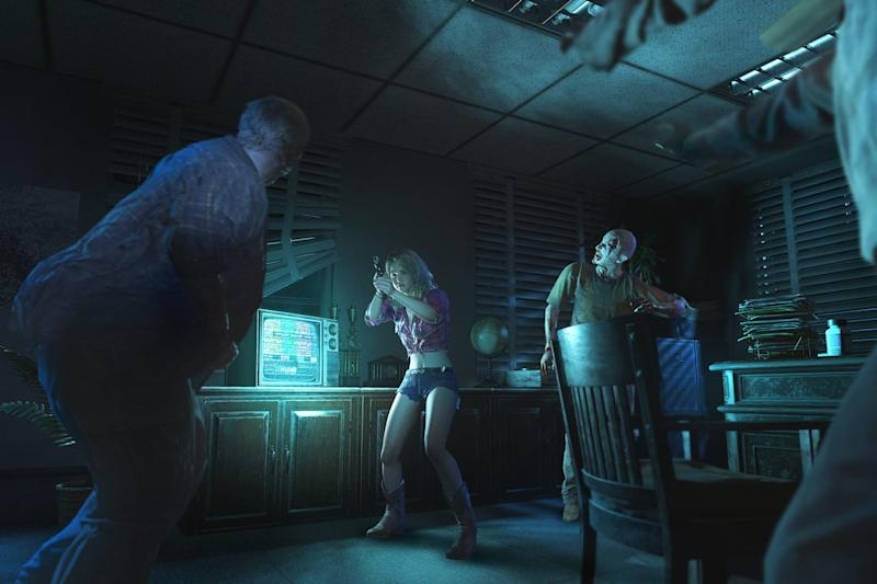 Resident Evil 3 demo out now, open beta set for Resistance