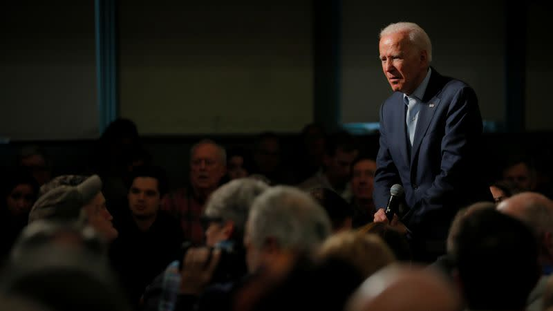 Popular Iowa congresswoman endorses Joe Biden for president
