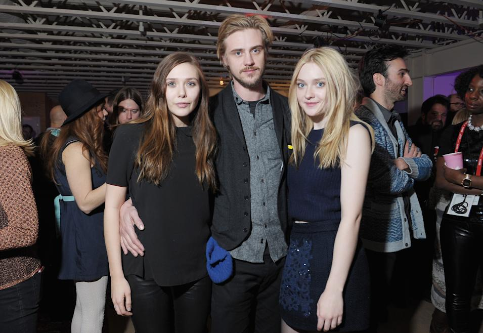 """""""Very Good Girls"""" After Party - 2013 Park City"""