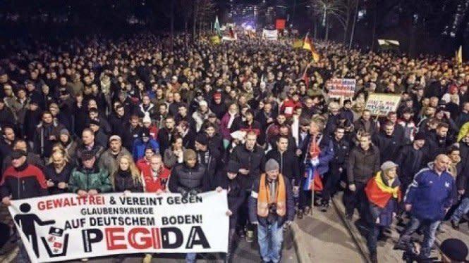 Muslim di Jerman Hadapi Ratusan Aksi Rasisme dalam 3 Bulan