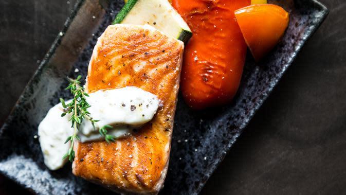 Ilustrasi Hidangan Ikan Tuna Credit: pexels.com/Malidate