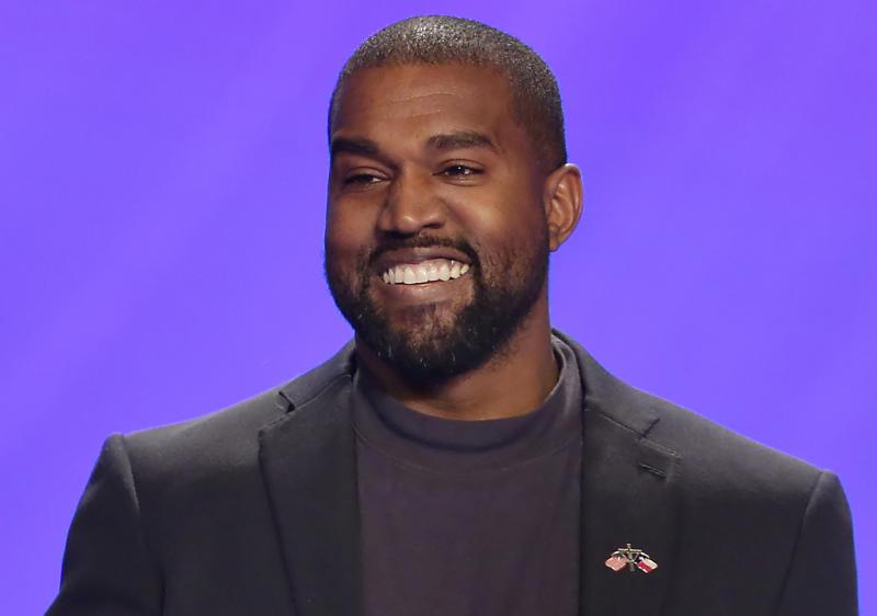 Election-2020 Kanye West-Virginia