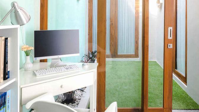 Desain jendela rumah mungil karya Ruangan Asa. (dok. Ruangan Asa/Arsitag)