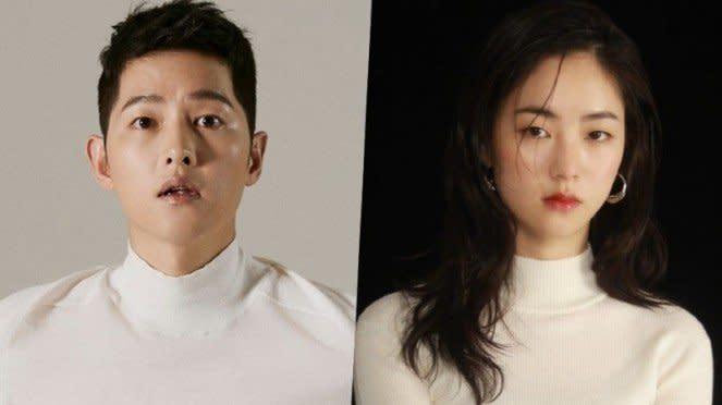 Song Joong Ki dan Jeon Yeo Bin.