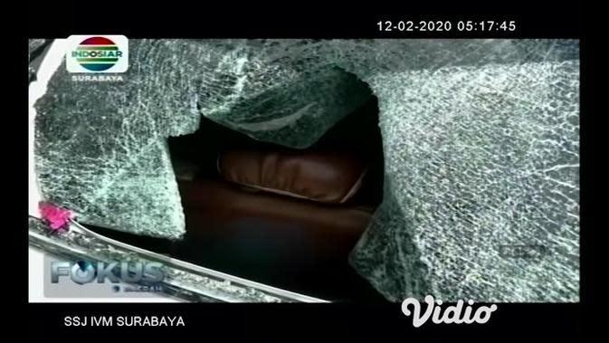 VIDEO: Detik-Detik Penangkapan Pencuri Kambing di Jalur Pantura