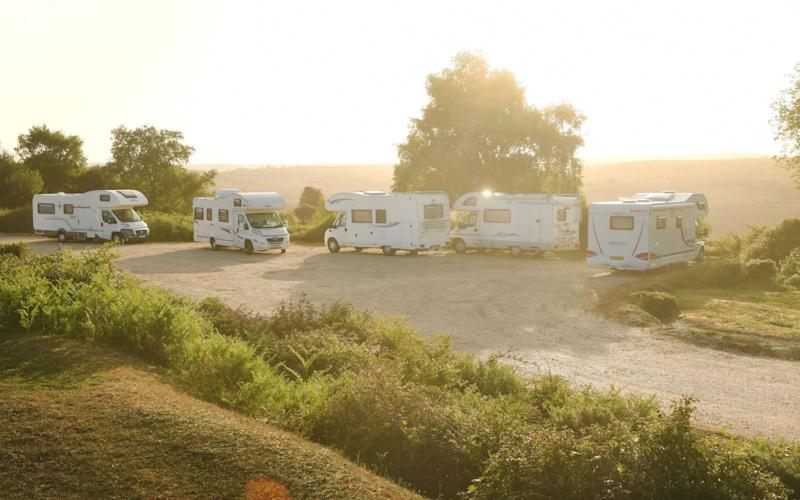 campsite - RUSSELL SACH - PHOTOGRAPHER