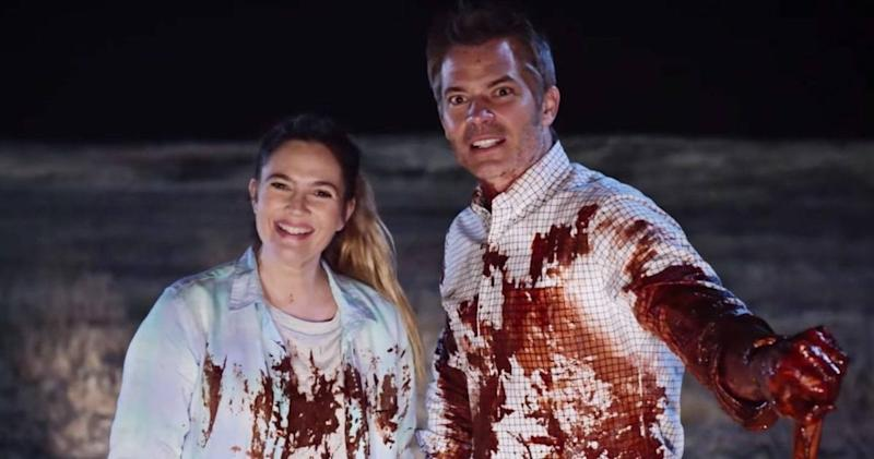 Drew Barrymore's 'Santa Clarita Diet' Canceled by Netflix