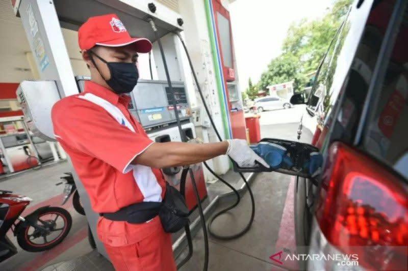 Konsumsi BBM di Yogyakarta naik 6 persen pada libur panjang pekan lalu