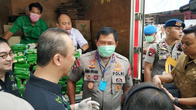 Polda Metro Sumbang 1.500 Modem Gratis untuk Siswa di Jakarta dan Sekitarnya