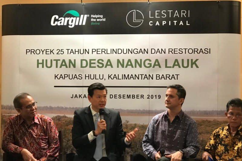 Cargill alokasikan Rp49 miliar untuk program hutan desa