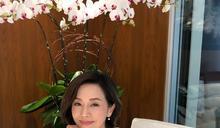 張國榮唯一承認女友 59歲激曬嫩腿