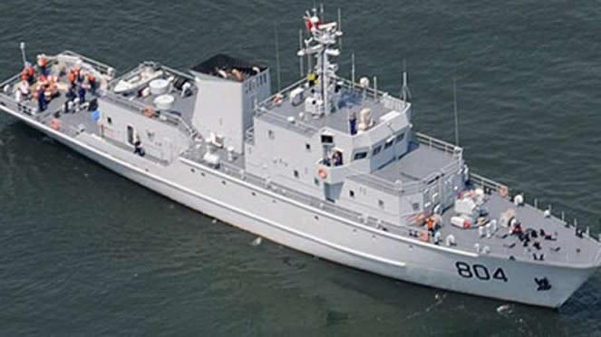 VIVA Militer: Kapal penyapu ranjau Type 082 Angkatan Laut China