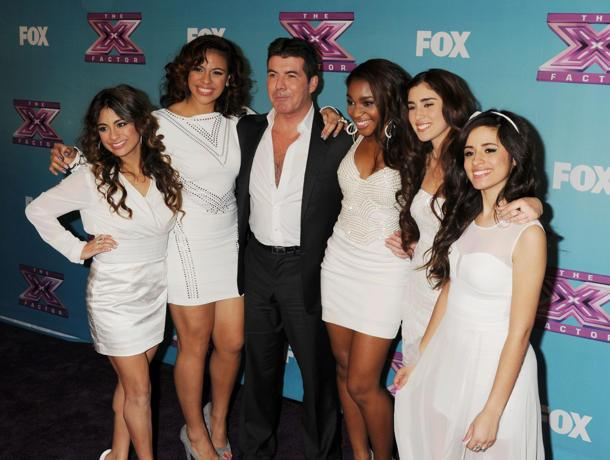 Fifth Harmony Jointly Sign With Simon Cowell & L.A. Reid's Record Labels