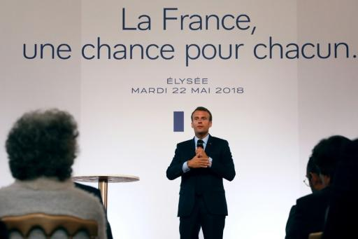 In Tuesday's speech, President Emmanuel Macron said that France's most deprived neighbourhoods required solutions at grassroots level