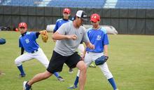 中職》中信棒球專業訓練營暨中職回饋列車 基層球員滿載而歸