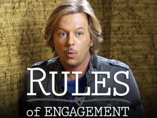 'Rules of Engagement' is Such a Hit That CBS Wants Less of it, or Something
