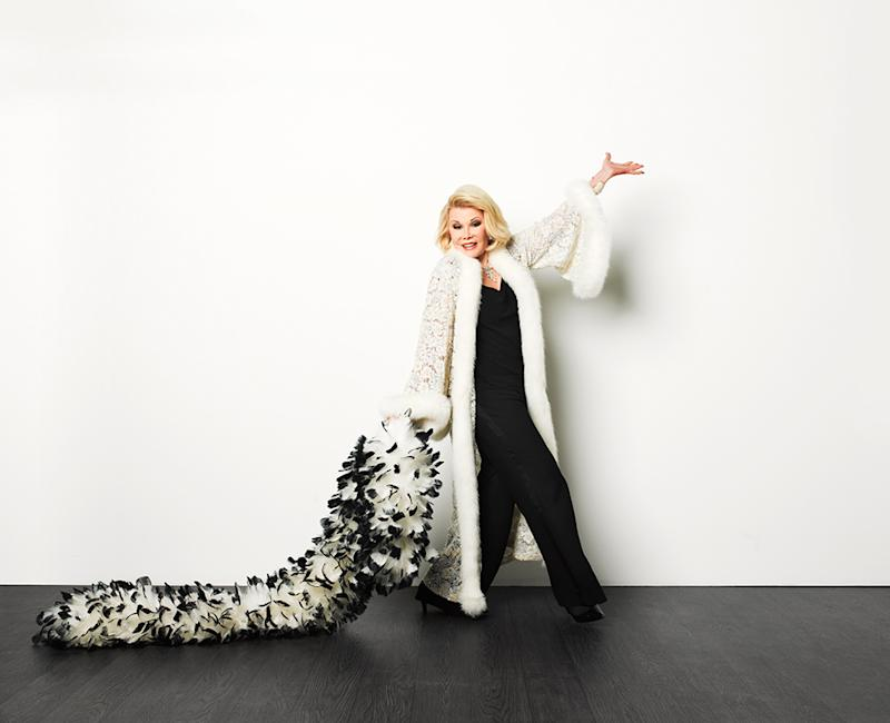 Joan Rivers Facing WGA Expulsion Hearing Over 'Fashion Police' On Oct. 14