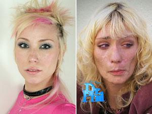 Former 'America's Next Top Model' contestant called a 'full-blown meth addict'