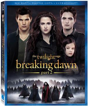 'The Twilight Saga: Breaking Dawn – Part 2′ debuts on Blu-ray, DVD, On Demand and Digital Download with March 2 midnight launch