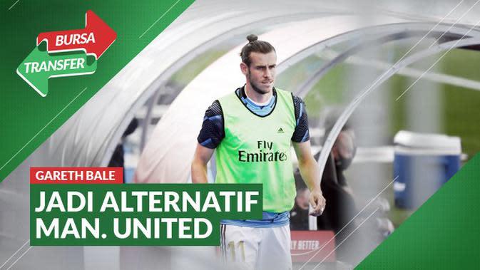 VIDEO: Selain Gareth Bale ke Manchester United, 5 pemain Ini Bisa Pindah di Akhir Bursa Transfer