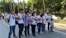 民眾黨去年組隊挺同志 延攬「反同大將」當幹部引熱議