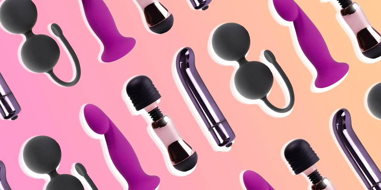 """<p>Sex toys are life-changing, magical things. But, we're well aware not everyone has the privilege of dropping £100 on a fancy-ass vibrator. Obviously, those expensive toys can be incredible. But, cheap sex toys can be good too – you just need to know what to look out for. Usually, the cheapest sex toys and accessories will be made from 'jelly rubber', PVC or TPE. There's a lot of debate around these materials, and it's not totally agreed upon whether they're safe as many of these toys contain toxic chemicals. </p><p>It's best to avoid these materials, unless you use a condom on the sex toy and change it every time. Jelly toys for example are porous, which means they can't be thoroughly cleaned. Instead, if you can, try and go for <strong>silicone, ceramic, metal or glass toys</strong> – these are generally considered to be 'body-safe'. So, here are 30 of the best, including retailers such as <a href=""""https://www.lovehoney.co.uk/"""" target=""""_blank"""">Lovehoney</a>, <a href=""""https://www.bondara.co.uk/"""" target=""""_blank"""">Bondara</a> and <a href=""""https://www.durex.co.uk/"""" target=""""_blank"""">Durex</a>.</p>"""