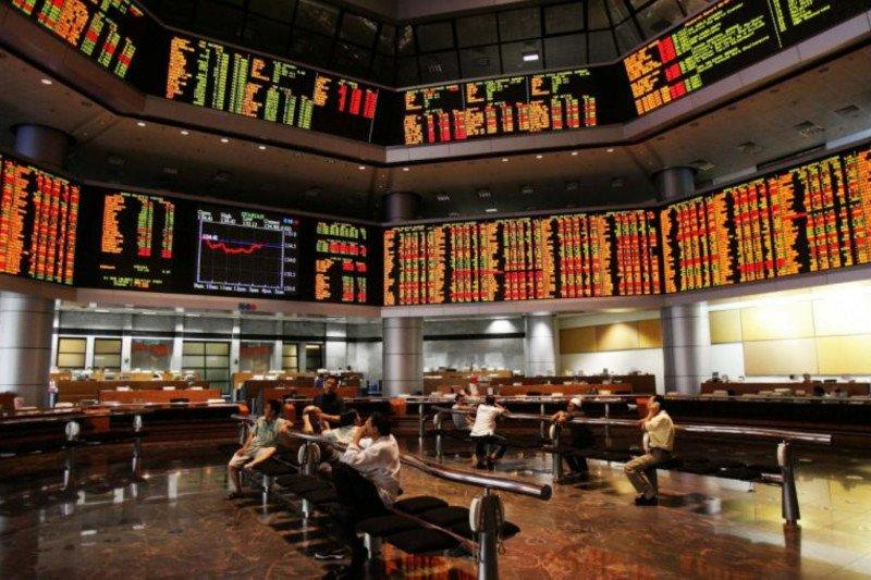 Saham Malaysia ditutup beragam, setelah bukukan keuntungan kemarin