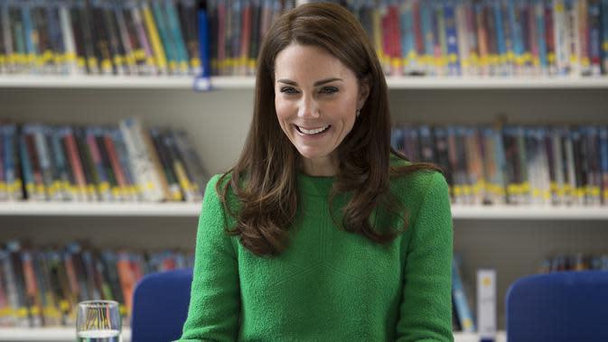Kate Middleton (Foto: Eddie MULHOLLAND / POOL / AFP)