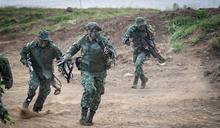澎防部進行聯合反登陸作戰操演 展現守護國家決心