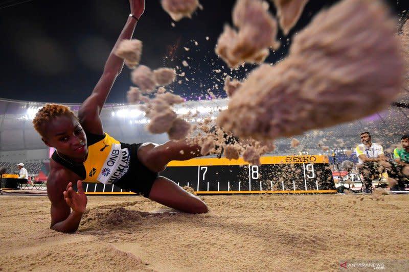 Kejuaraan dunia atletik digelar saat musim panas 2022
