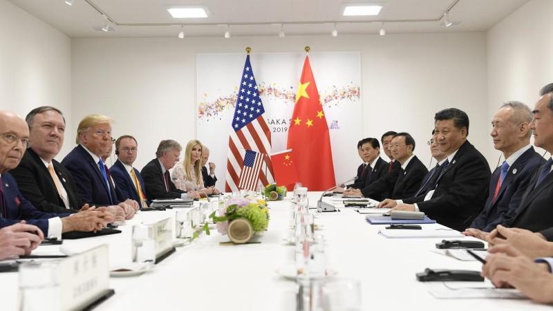 Trump US China