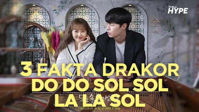 3 Fakta Drama Terbaru Go Ara, Do Do Sol Sol La La Sol
