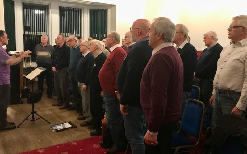 Builth Wells Male Voice Choir
