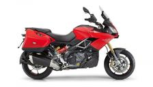 2017 Aprilia Caponord 1200 ABS Travel Pack