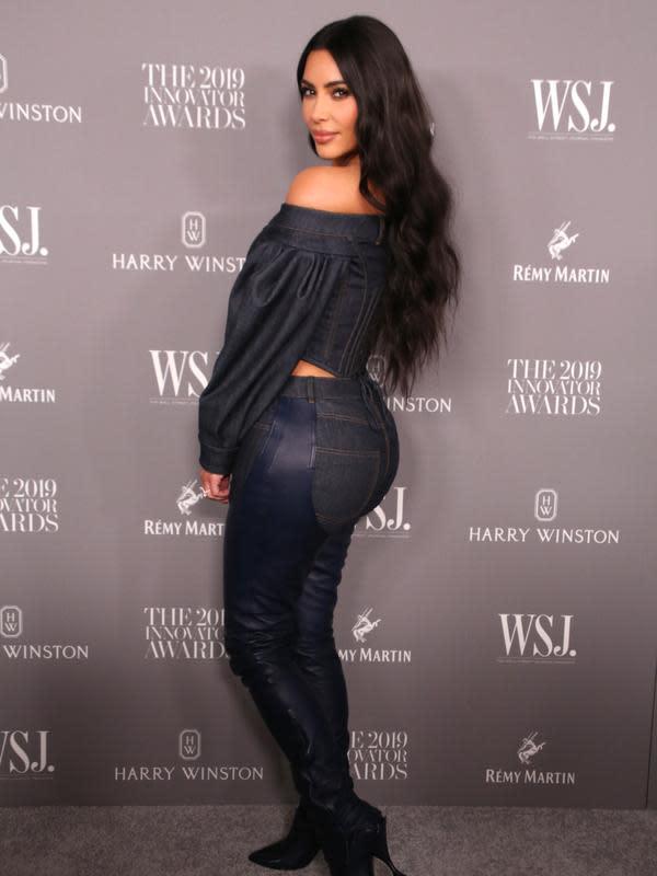 Kim Kardashian dukung penghapusan fitur 'likes' di Instagram dihapus (FOTO: Splashnews)