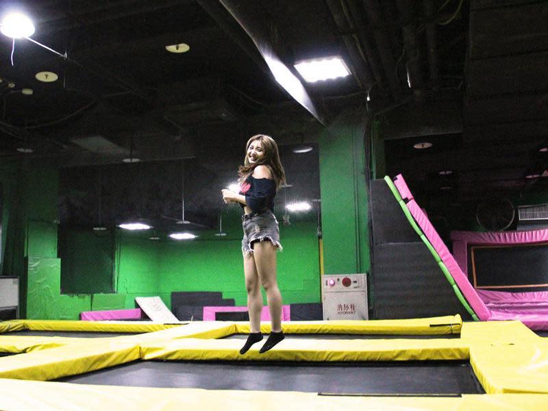 Flip Out跳跳床樂園