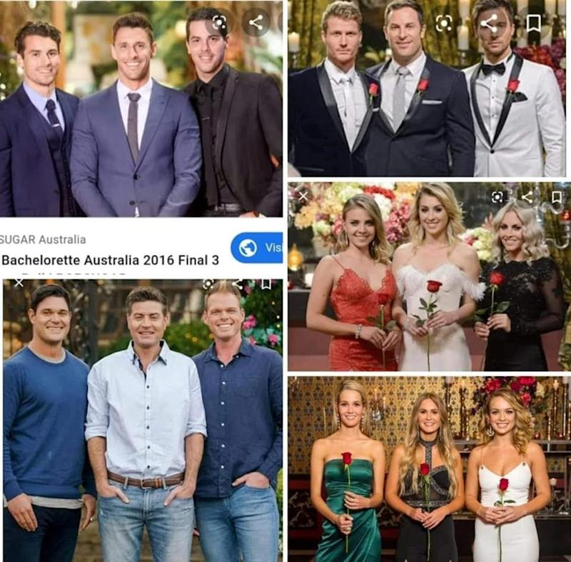 People are convinced this photo proves exactly who will win The Bachelor 2019. Photo: Facebook.