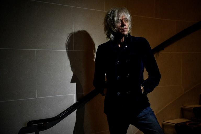 """""""You have to fight every day for democracy,"""" Geldof says in an interview with AFP"""