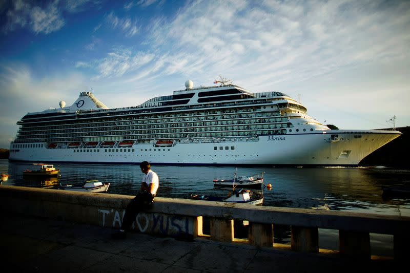 Rivals Royal Caribbean, Norwegian Cruise Line team up to plan restart