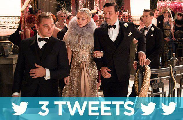 3 Tweets: Summing Up 'The Great Gatsby' in 140 Characters or Less