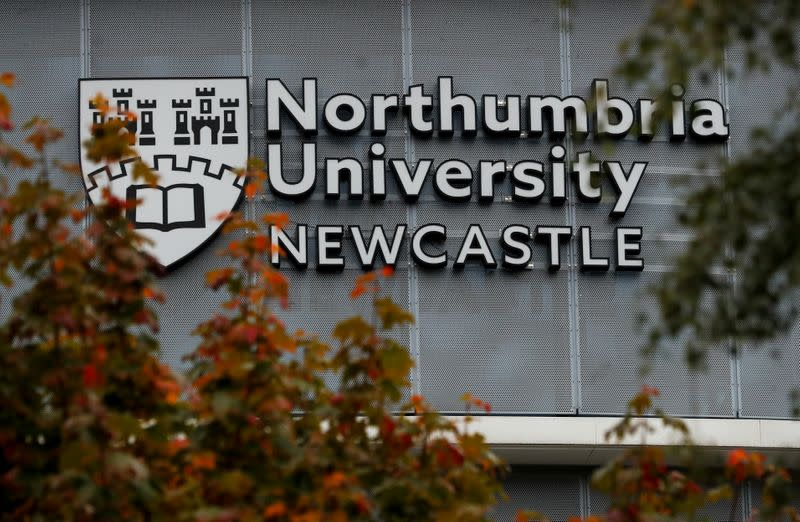 Britain's Northumbria University suffers mass COVID-19 outbreak