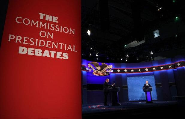 Next Week's Trump-Biden Debate Canceled