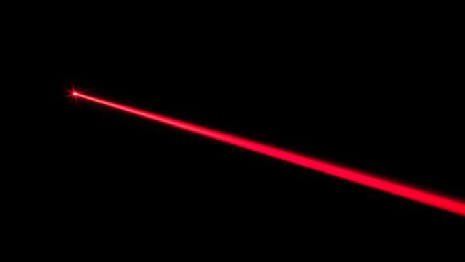 Ilustrasi laser (iStock)