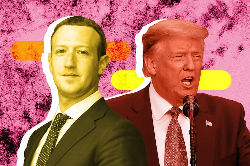 Facebook reportedly considering 'kill switch' if Trump contests 2020 elections