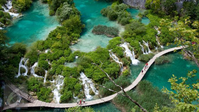 Plitvice Lakes National Park, Kroasia. (iStockphoto)