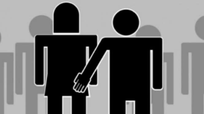 Viral, Pemotor Wanita Jadi Korban Pelecehan Seksual di Tangerang