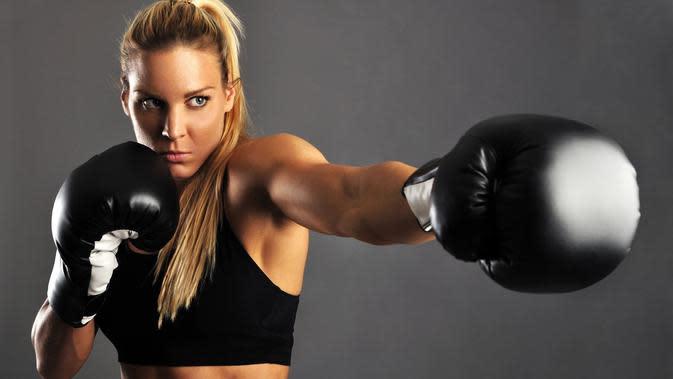 Woman Boxing   Sumber Foto: ricosboxing.com