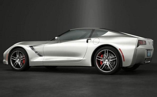 Animation firm brings C7 Chevrolet Corvette conjectures to life